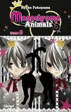 Couverture du livre : Monochrome Animals, Tome 8