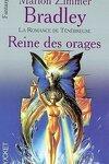 couverture La romance de Ténébreuse, tome 2 : Reine des orages