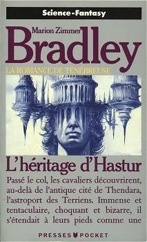 Couverture du livre : La romance de Ténébreuse, tome 15 : L'héritage d'Hastur