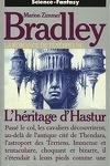 couverture La romance de Ténébreuse, tome 15 : L'héritage d'Hastur