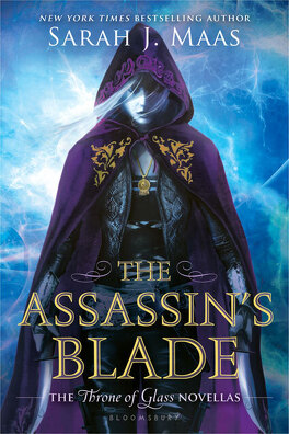 Couverture du livre : Keleana : The Assassin's Blade