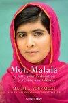 couverture Moi, Malala, je lutte pour l'éducation et je résiste aux Talibans