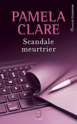Couverture du livre : I-Team, Tome 2 : Scandale meurtrier