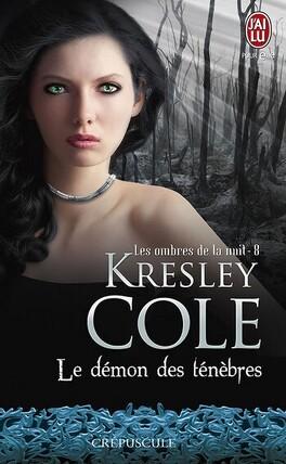Couverture du livre : Les Ombres de la nuit, Tome 8 : Le Démon des ténèbres