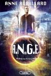 couverture A.N.G.E., Tome 7 : Absinthium