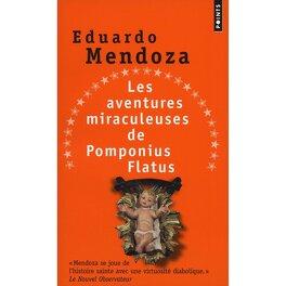 Couverture du livre : Les aventures miraculeuses de Pomponius Flatus