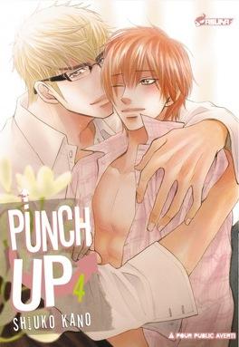 Couverture du livre : Punch Up, Tome 4