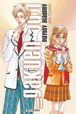 Couverture du livre : Gakuen Ouji - Playboy Academy vol.11