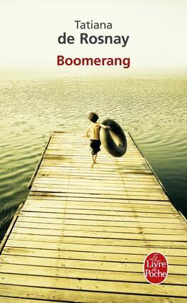 Couverture du livre : Boomerang