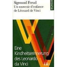 Couverture du livre : Un souvenir d'enfance de Léonard de Vinci