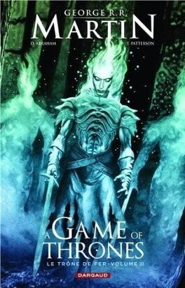 Couverture du livre : A Game of Thrones, Tome 3 (Bd)