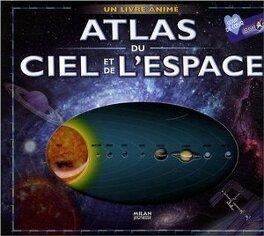 Couverture du livre : Atlas du ciel et de l'espace