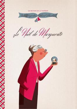 Couverture du livre : Le Noël de Marguerite
