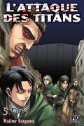 L'Attaque des Titans, Tome 5