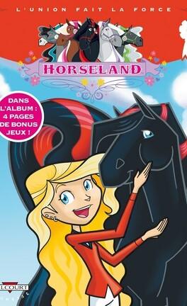 Horseland, les 9 livres de la série
