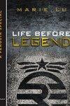 couverture Legend, Tome 0,5 : Life Before Legend