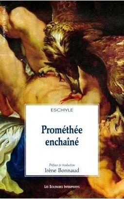Couverture du livre : Prométhée enchainé