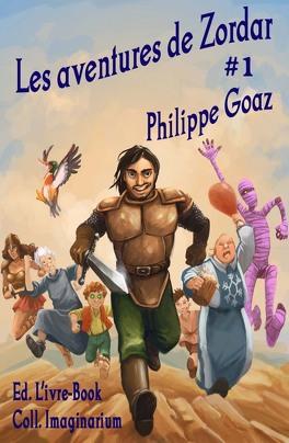 Couverture du livre : Les Aventures de Zordar, Vol. 1