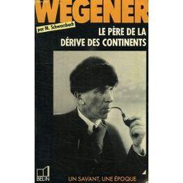 Couverture du livre : Wegener, 1880-1930