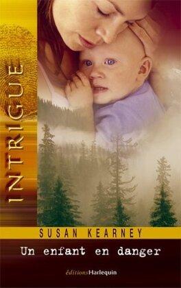 Couverture du livre : Un enfant en danger