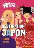 Les Kinra Girls, Tome 5 : Destination Japon