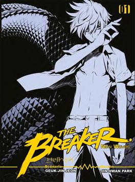 Couverture du livre : The Breaker : New Waves, tome 1