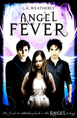 Couverture du livre : Angel, Tome 3 : Angel Fever