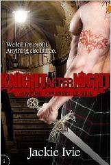 Couverture du livre : Vampire Assassin League, Tome 1 : Knight after Night