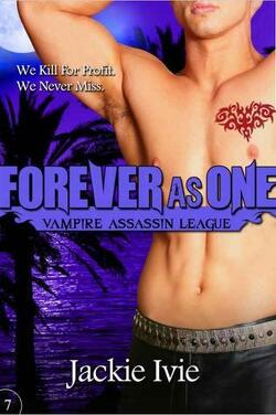 Couverture de Vampire Assassin League, Tome 7 : Forever As One