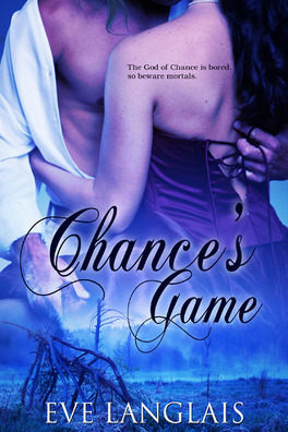 Couverture du livre : The Realm, Tome 3 : Chance's Game