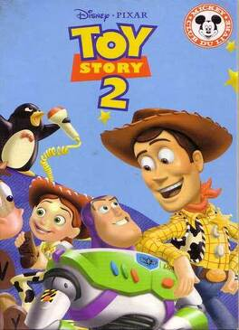 Couverture du livre : Toy Story 2