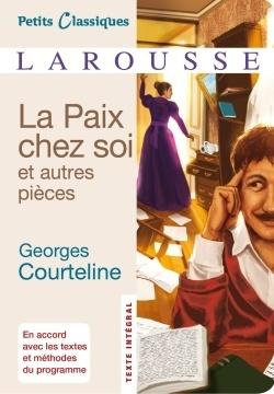 Couverture du livre : La Paix chez soi et autres pièces