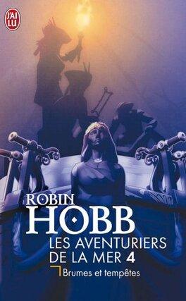 Couverture du livre : Les Aventuriers de la mer, Tome 4 : Brumes et tempêtes