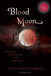 Couverture du livre : Outre-tombe, Tome 5 : Blood moon