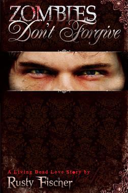 Couverture du livre : A Living Dead Love Story, Tome 2 : Zombies Don't Forgive