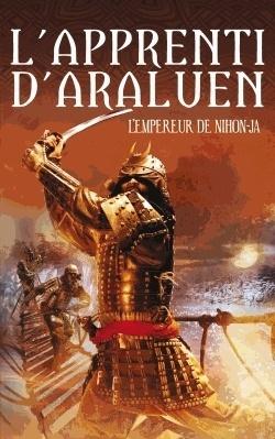 Couverture du livre : L'Apprenti d'Araluen, Tome 10: L'empereur de Nihon-Ja