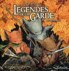 Couverture du livre : Légendes de la Garde : automne 1152