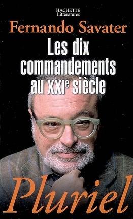 Couverture du livre : Les dix commandements au XXIe siècle