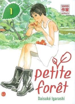 Couverture du livre : Petite forêt : Volume 1