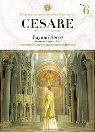 Couverture du livre : Cesare, Tome 6