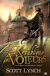 couverture Les Salauds Gentilshommes, tome 3 : La République des Voleurs