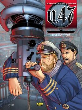 Couverture du livre : U.47, tome 2 : Le survivant
