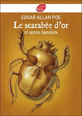 Couverture du livre : Le Scarabée d'or