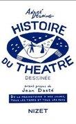 Histoire du théâtre dessinée