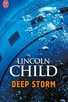 couverture Jeremy Logan, Tome 1 : Deep Storm