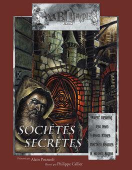 Couverture du livre : Sociétés Secrètes