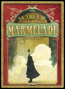Couverture du livre : Un amour de Marmelade
