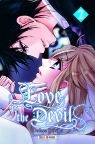 Couverture du livre : Love is the Devil, tome 2