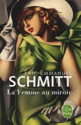 Couverture du livre : La Femme au miroir