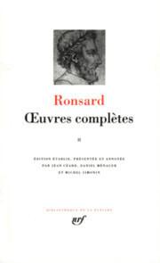 Couverture du livre : Oeuvres complètes